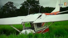 ALERTE INFOS  !! > Crash d'un Cessna 150 #Martinique