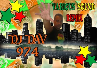 VARIOUS SOUND REMIX / DJ DAV'974 Remix  Kaf Malbar ft Rolian Riddim - Hold Yuh (2011)
