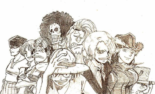 blog de one-piece-mes-dessins